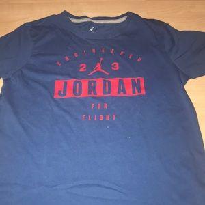 Youth XL dry fit Jordan T-shirt